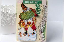 Muzykujący Mikołaj