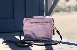 torebka TRINI pink shine - JUSTmade