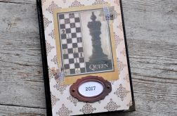 Kalendarz książkowy A5 - układ dzienny 30