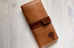 Skórzany portfel