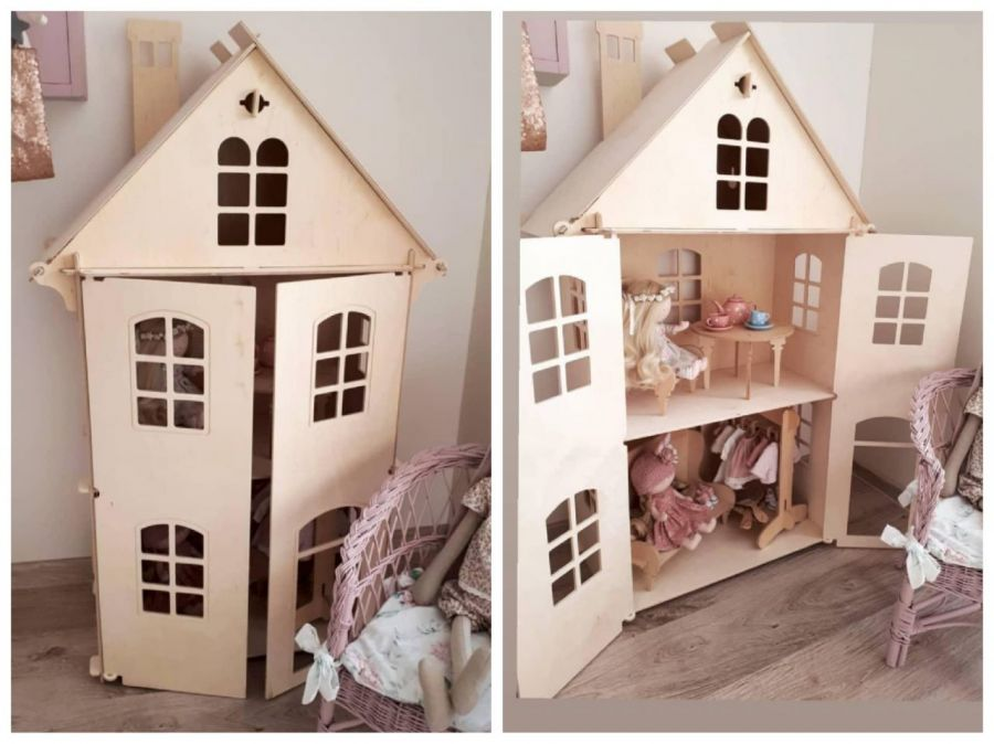 Domek dla Lalki