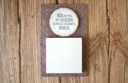 Notesik na lodówkę z magnesem 15-070
