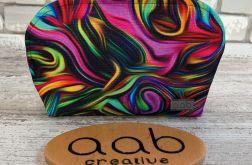 Kosmetyczka Ebru Kolorowe