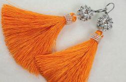 kolczyki Orange