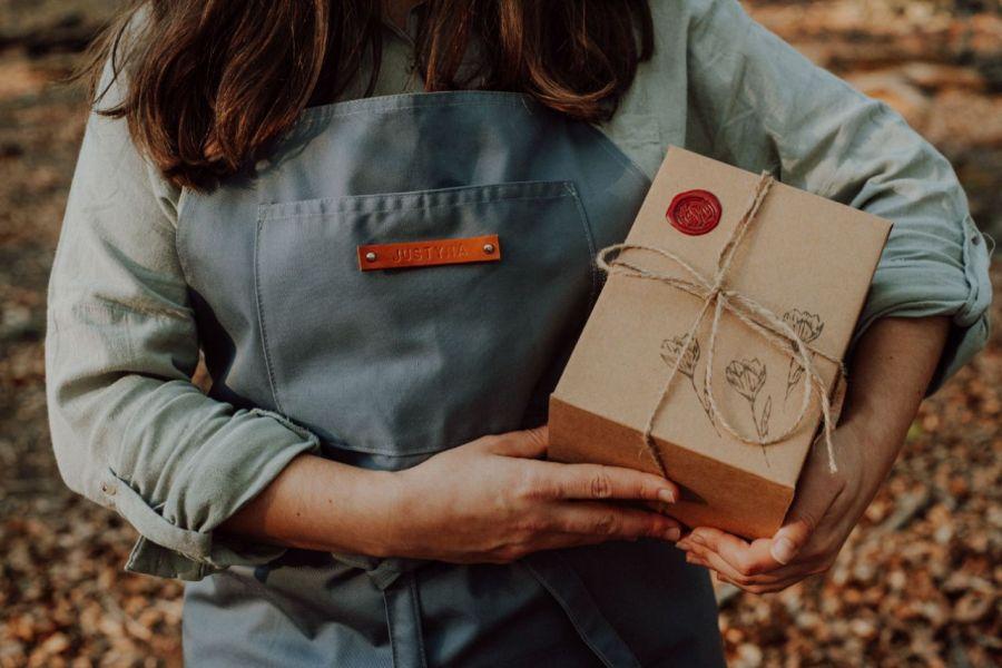 Kubek fox love - Opakowanie prezentowe