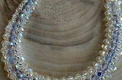 bransoletka żmijka zygzakowata kryształ