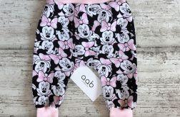 Spodnie baggy rozmiar 68 Myszka Minnie (693)