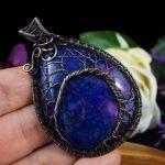 Agat Dragon Vein, Drzewko Szczęścia wisior