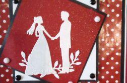 Kartka ślubna - Ten wyjątkowy dzień