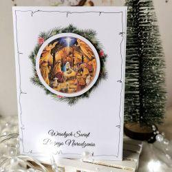 Kartka świąteczna KBN4