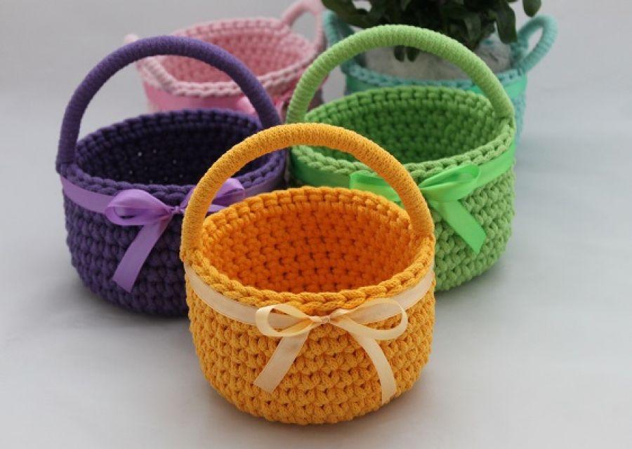 Koszyczki Wielkanocne