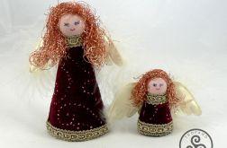 Dwa aniołki (miedziane włosy)