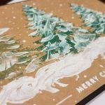 Kartka bożonarodzeniowa KH191001
