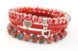 Red set- seria Be my Valentine
