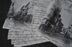 6 podkładek pod talerze Zabytki i pismo