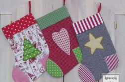 Skarpety świąteczne 1