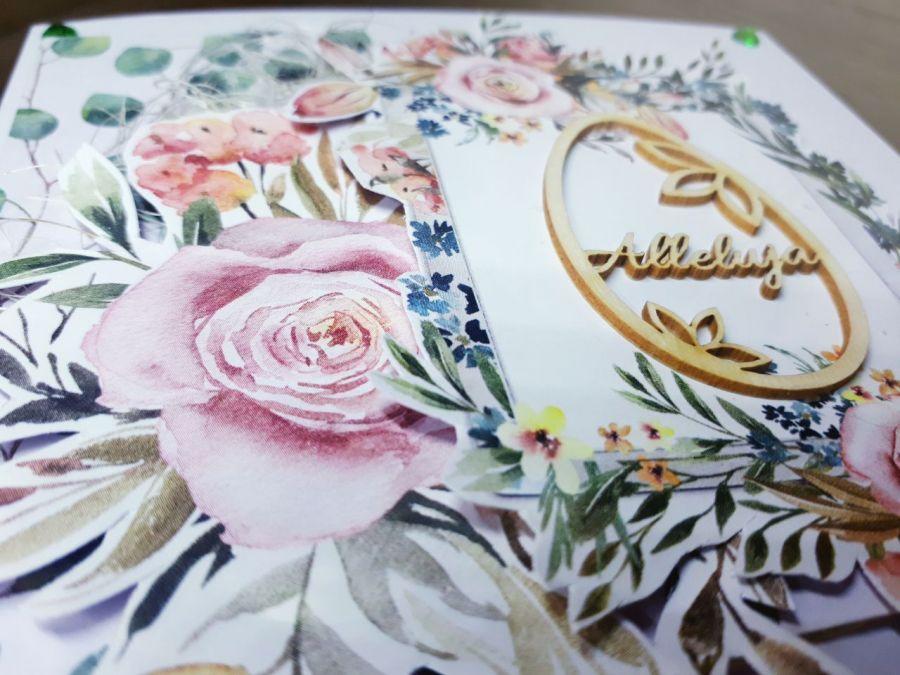 Elegancka kartka Wielkanocna #2