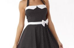 Sukienka rozkloszowana PIN UP ED01-3