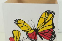 Skrzynia na zabawki Butterfly