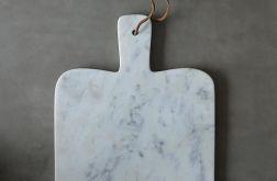 Deska z kamienia marmuru Carrara Bianco 28 x