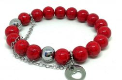 RED LOVE - kamienie naturalne