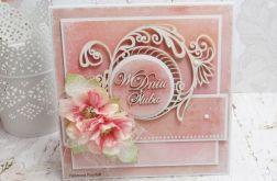 W dniu Ślubu- kartka w pudełku KŚ2