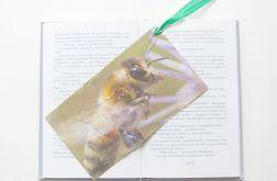 Eko zakładka do książki z pszczółka nr 3