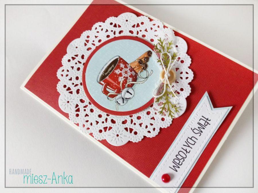 Wyjątkowe KARTKI ŚWIĄTECZNE - 3 - Boże Narodzenie, kartka, świąteczna