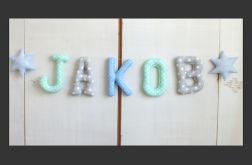 Literki bawelniane 18cm* JAKOB*