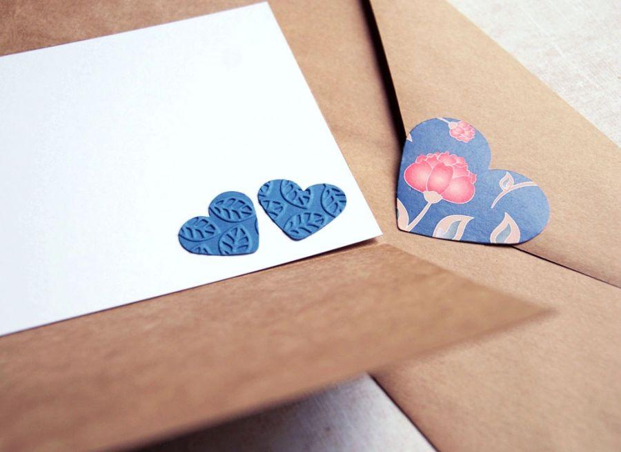 kartka - kopertówka :: ślubne życzenia -