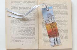 Zakładka do książki jesień 7