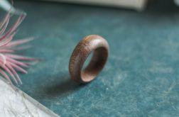 Obrączka z drewna Tiama