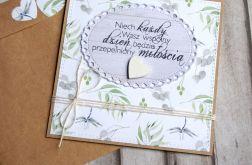 kartka ślubna :: ważki