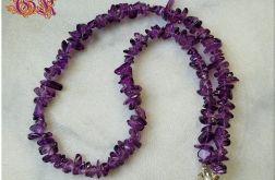 Fioletowe szkiełka