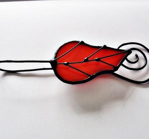 Zakładka do książki Jesienny liść