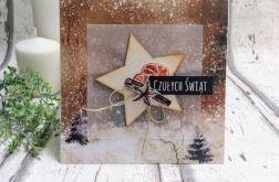 Kartka świąteczna bożonarodzeniowa #28