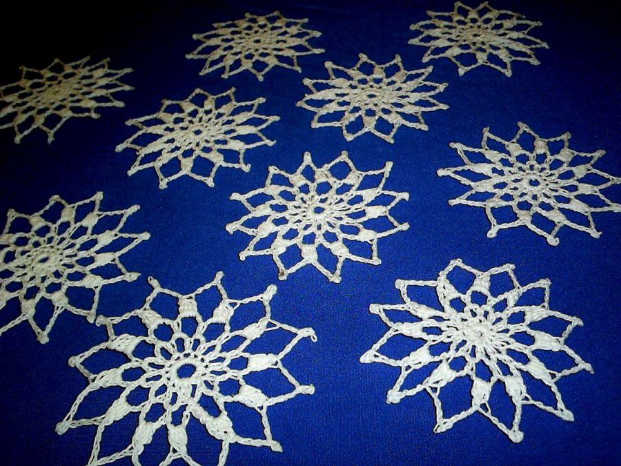 Śnieżynki gwiazdki