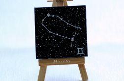 Kartka-Magnes: Znaki zodiaku-Bliźnięta