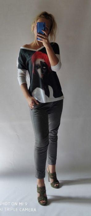 Sweter damski 01