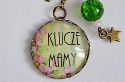 Brelok - KLUCZE MAMY