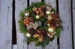 wianek Bożonarodzeniowy mniejszy