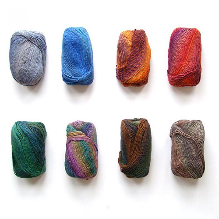 różne kolory krótkich spodenek z okrągłymi kieszeniami