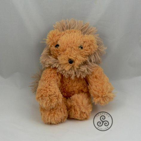 Pluszowy lew