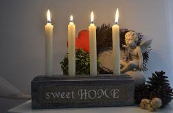 Świecznik sweet HOME I