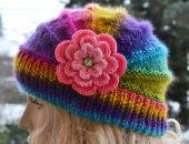 Kolorowa zima