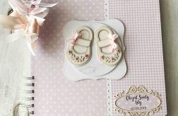 Album z bucikami - dla dziewczynki