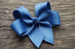 Spinka kokarda SMOKE BLUE