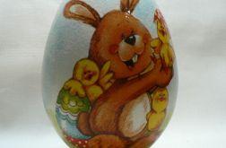 Jajko (16cm) zając z kurczakiem