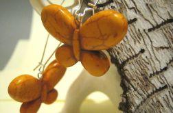 Motyle, motylki.... pomarańczowe