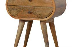 szafka nocna loft skandi drewno
